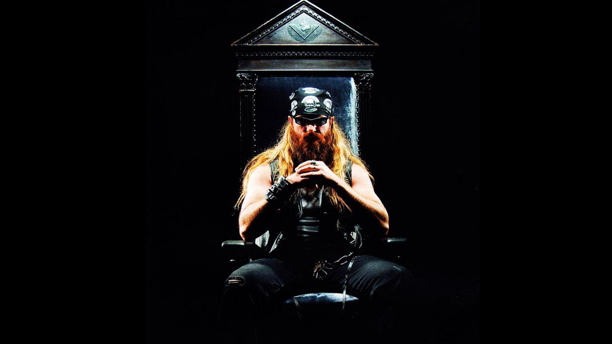 ZAKK WYLDE Black Label Society heavy metal ozzy osbourne guitar   f wallpaper