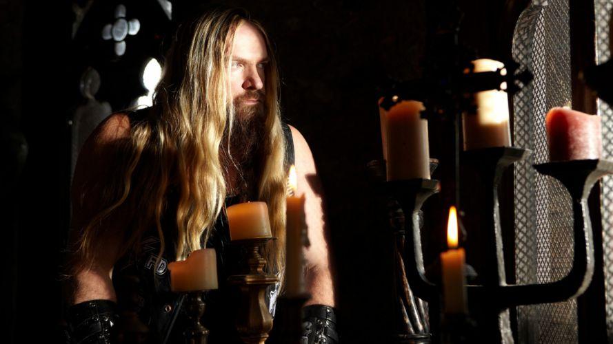 ZAKK WYLDE Black Label Society heavy metal ozzy osbourne wallpaper