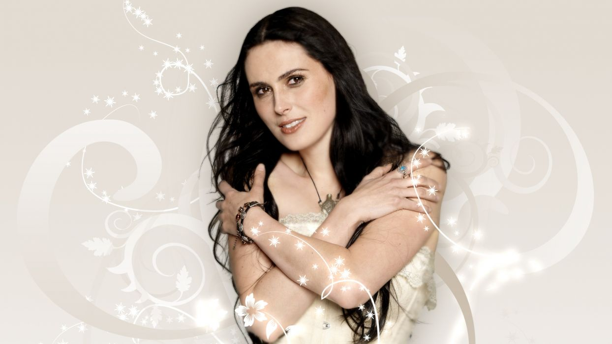 WITHIN TEMPTATION gothic metal symphonic sharon heavy adel y wallpaper