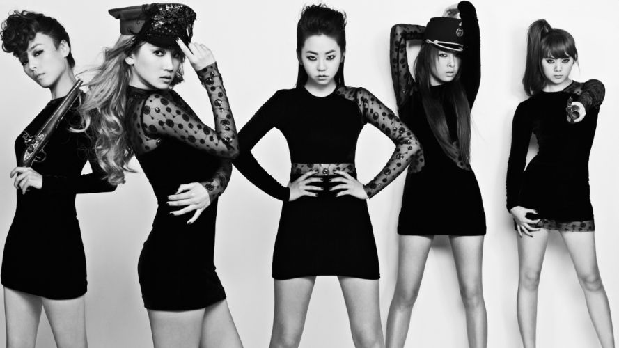 WONDER GIRLS k-pop dance-pop R-B electropop hip hop pop g wallpaper