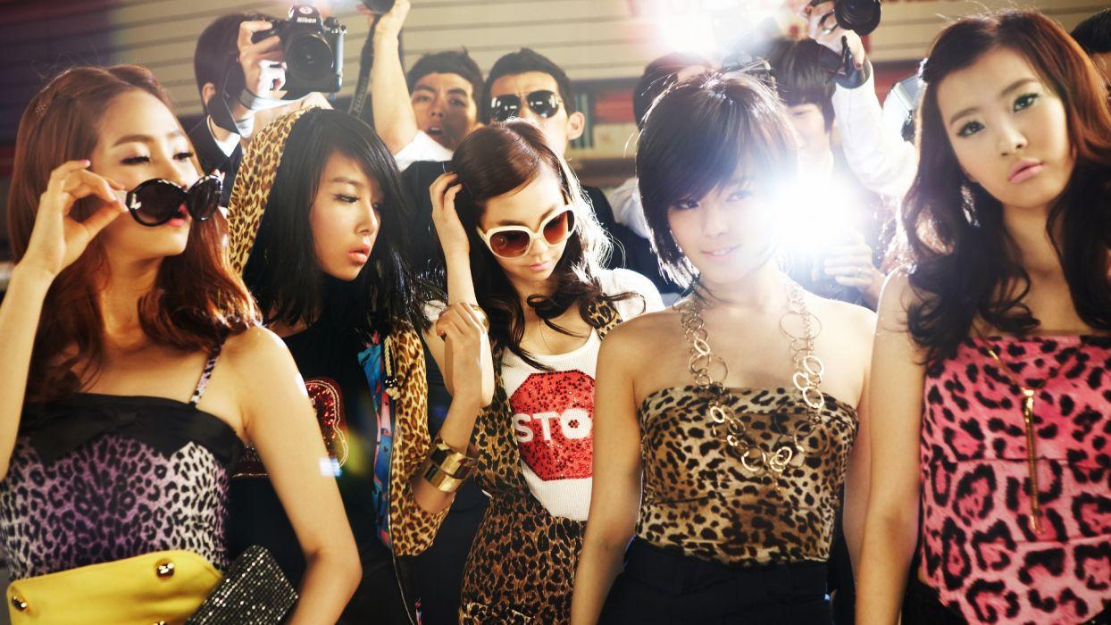 WONDER GIRLS k-pop dance-pop R-B electropop hip hop pop wallpaper