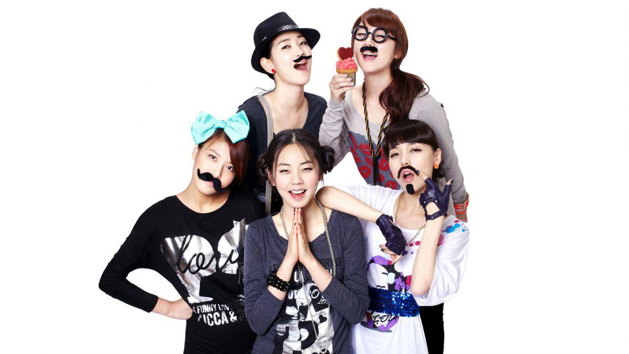 WONDER GIRLS k-pop dance-pop R-B electropop hip hop pop    fs wallpaper
