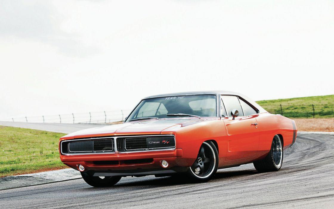 mopar 1969 Dodge charger classic muscle hot rod rods wallpaper
