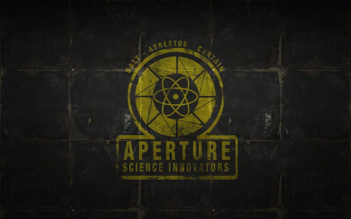 Aperture Portal   g wallpaper