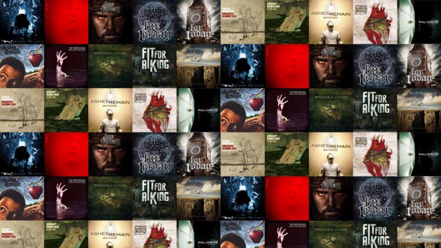 collage tile tiles music w wallpaper