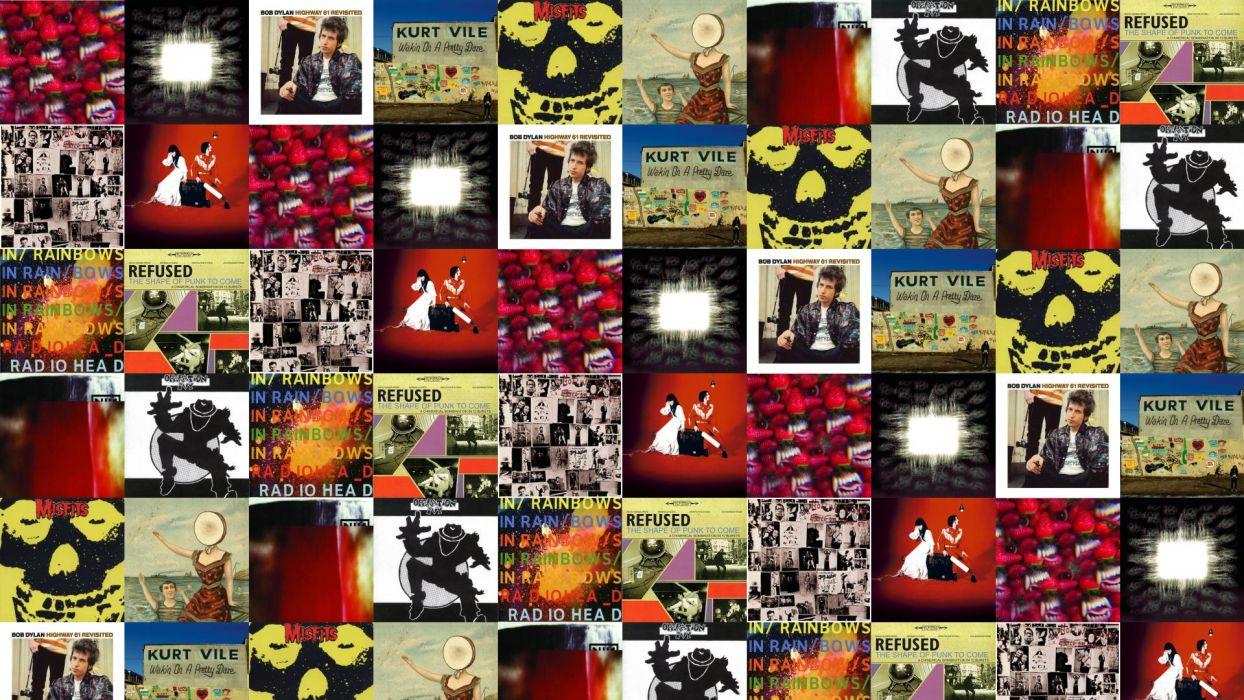 collage tile tiles music     e wallpaper