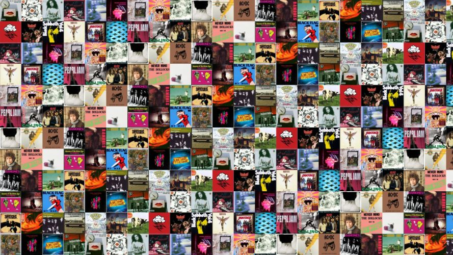 collage tile tiles music g wallpaper