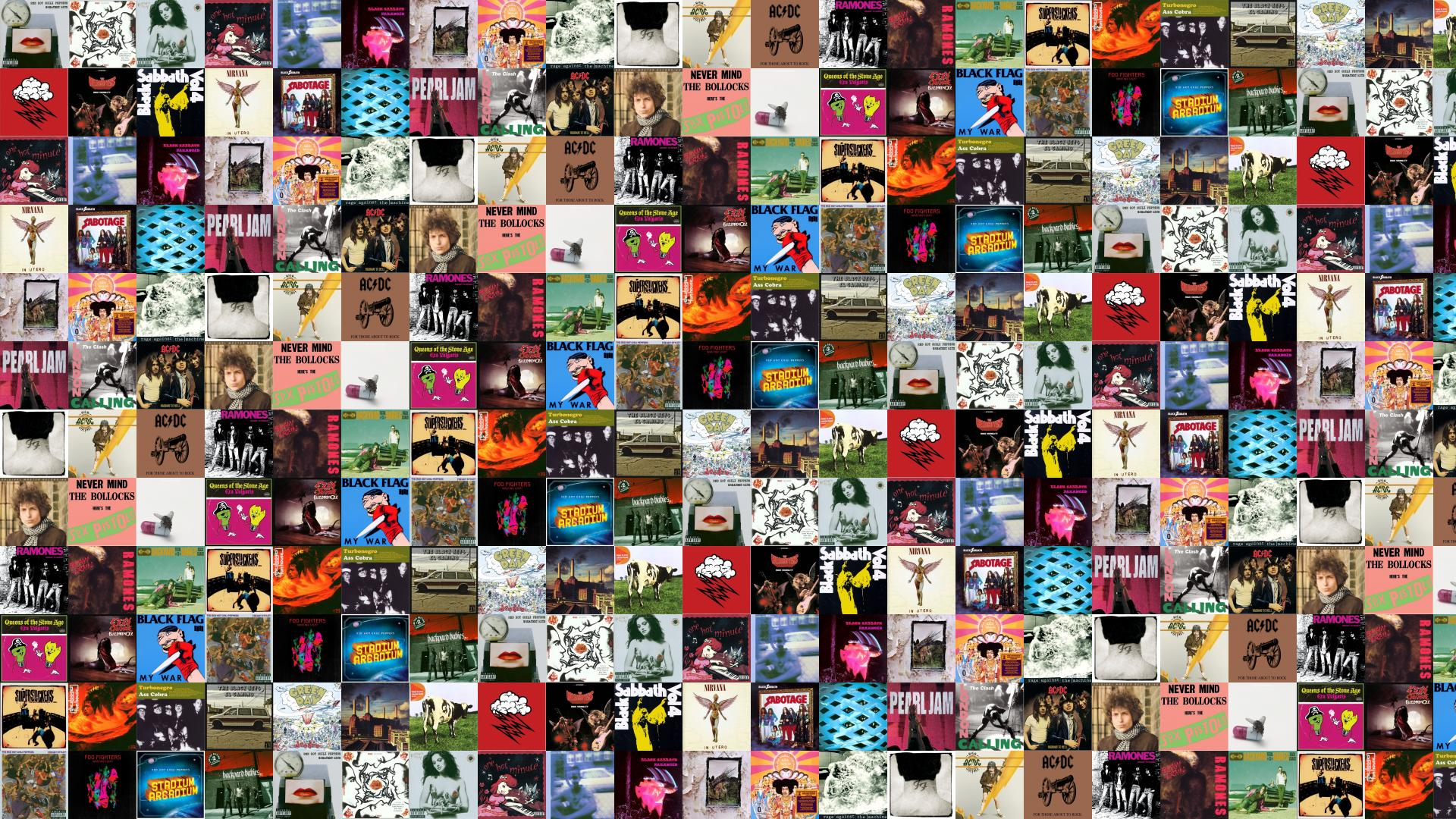 Collage tile tiles music g wallpaper | 1920x1080 | 101147 ...