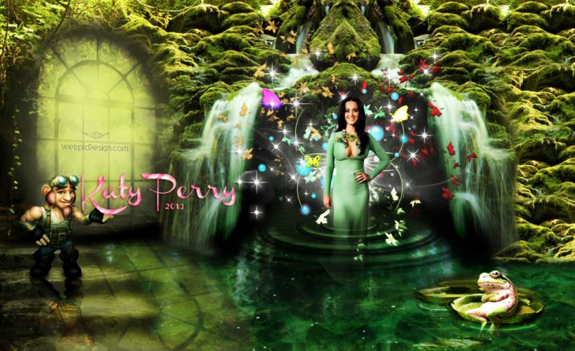 Katy Perry pop wallpaper