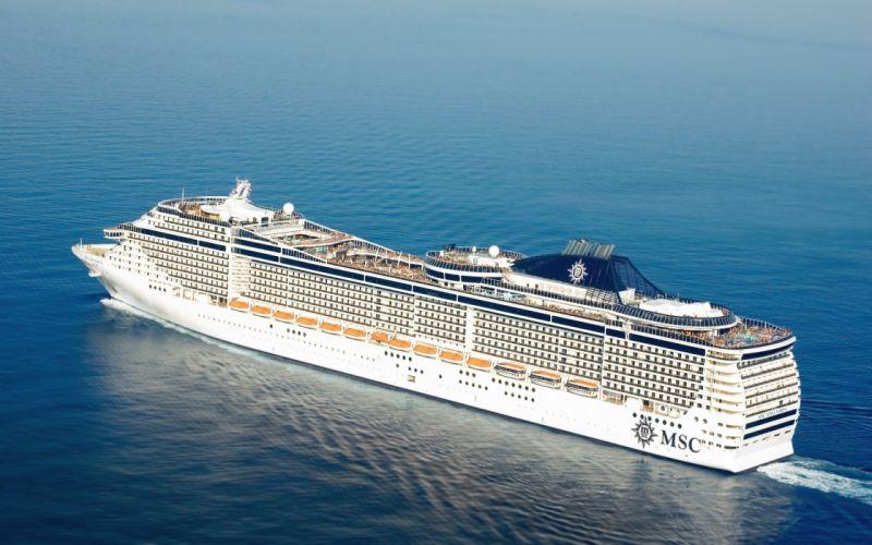 sea ocean ship boat liner wallpaper