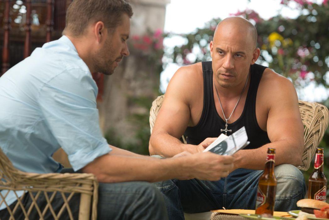 Fast Furious 6 Vin Diesel Paul Walker wallpaper