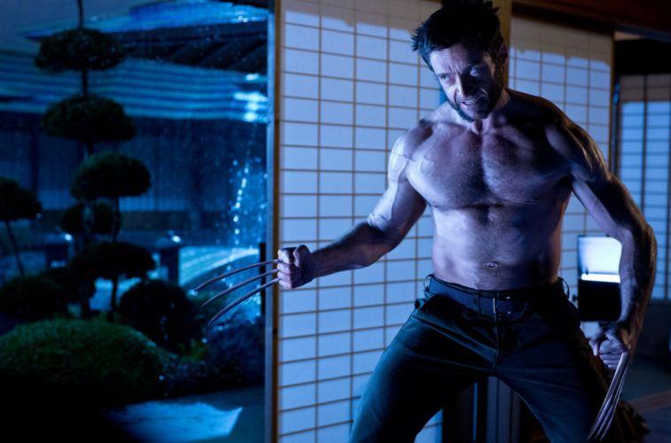 The Wolverine 2013 Hugh Jackman superhero e wallpaper