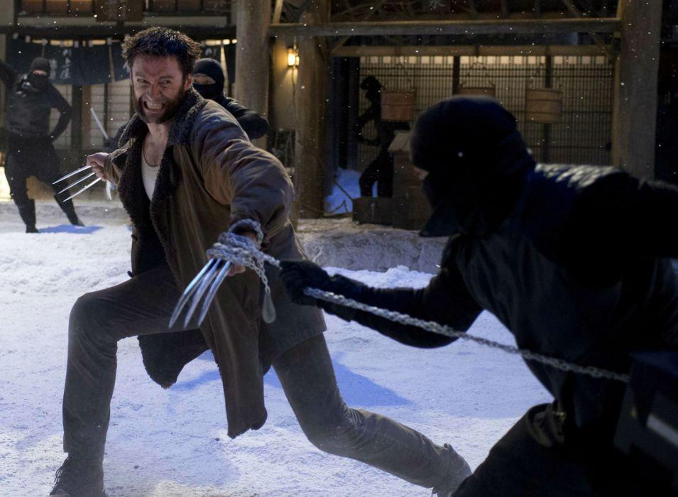 The Wolverine 2013 Hugh Jackman superhero  h wallpaper