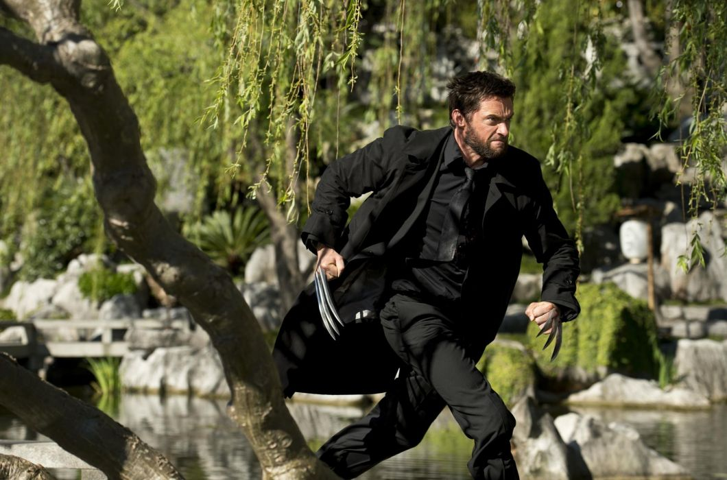 The Wolverine 2013 Hugh Jackman superhero wallpaper