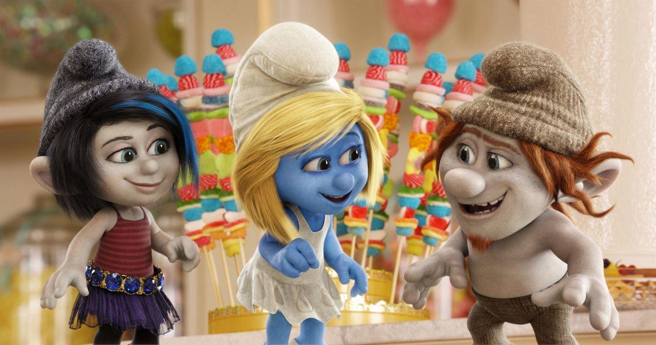 The Smurfs 2 2013 movie movies       f wallpaper