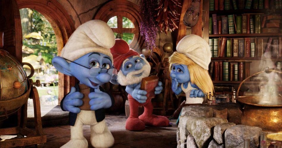 The Smurfs 2 2013 movie movies wallpaper