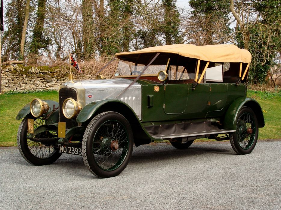 Vauxhall 1915 wallpaper