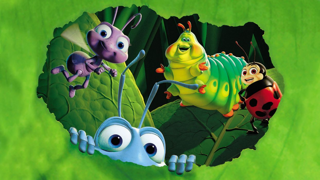 A BUGS LIFE movie movies      f wallpaper