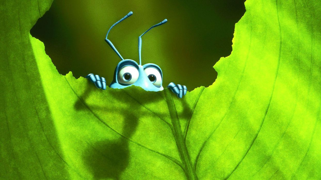 A BUGS LIFE movie movies     fs wallpaper