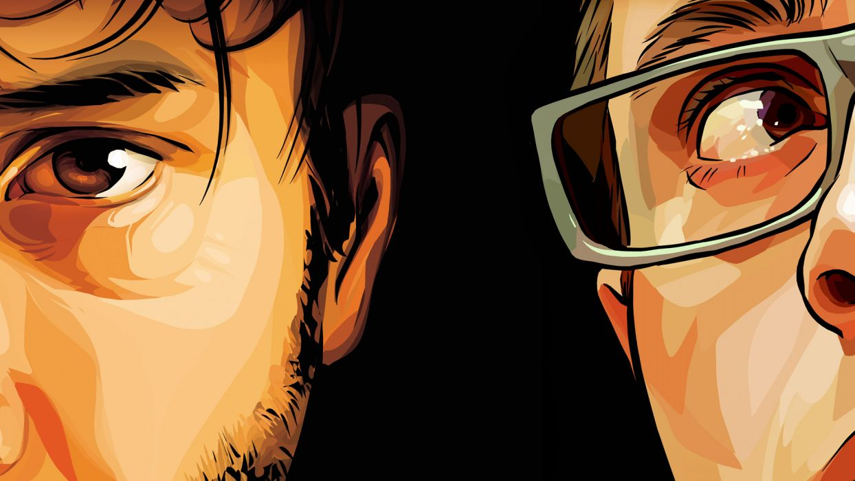 A SCANNER DARKLY     g wallpaper