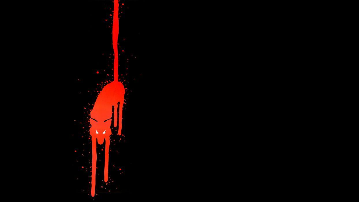 AN AMERICAN WEREWOLF IN LONDON wolf wolves blood dark horror wallpaper