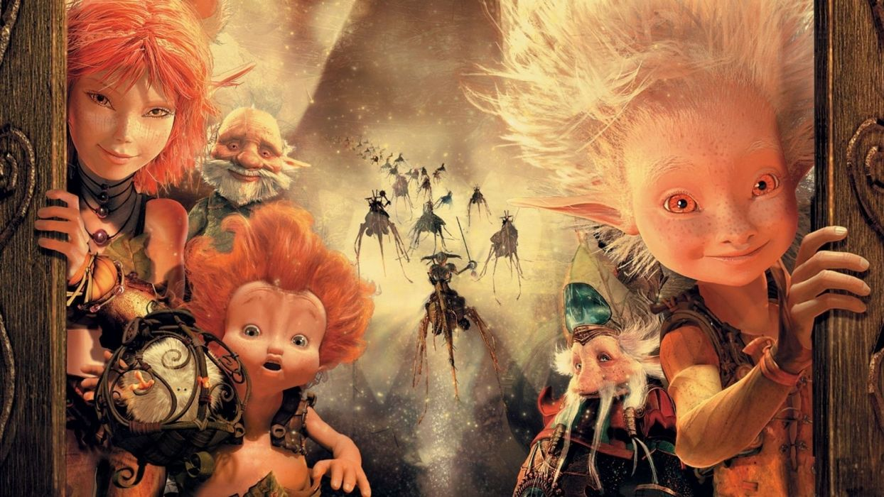 ARTHUR AND THE INVISIBLES fantasy wallpaper