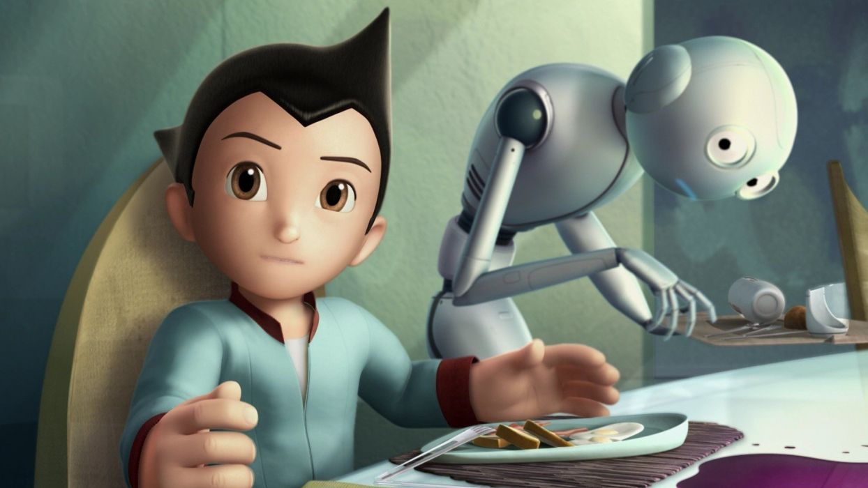 ASTRO BOY     f wallpaper