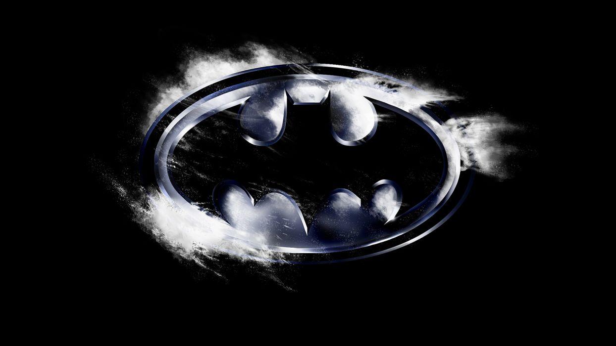 BATMAN RETURNS superhero logo wallpaper