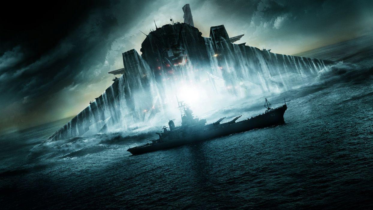 BATTLESHIP 2012 sci-fi wallpaper