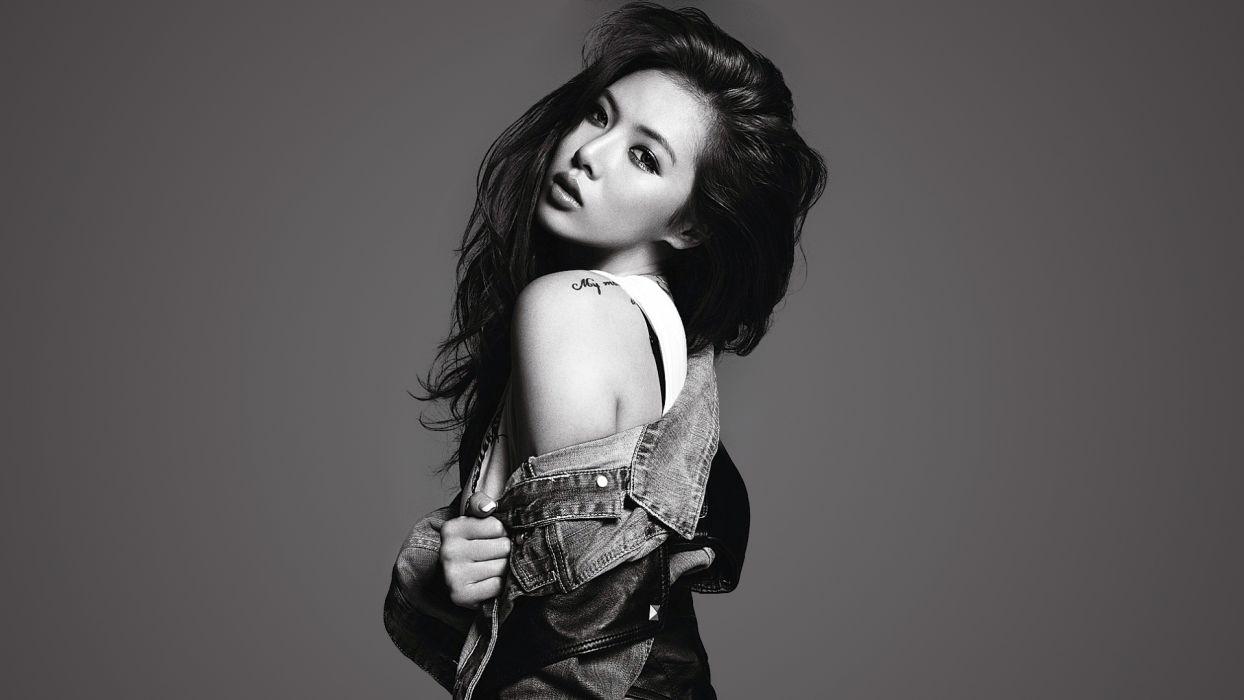 Kim Hyuna 4minute K-Pop Music South Korea girl asian d wallpaper