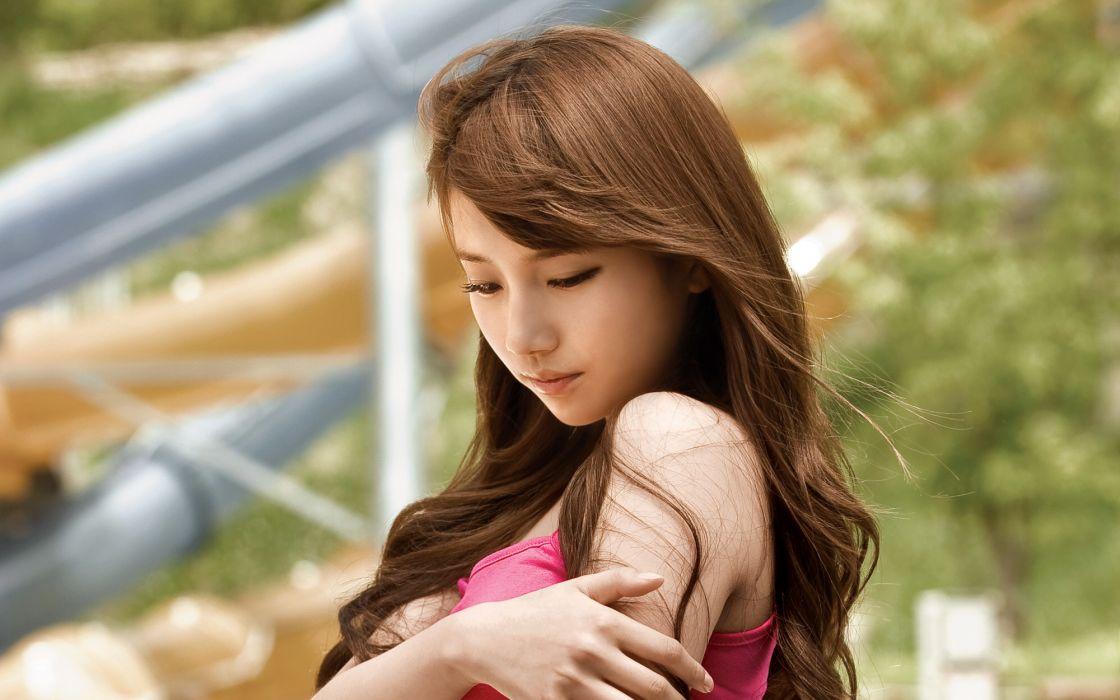 K-Pop miss A Suzy South Korea girl asian wallpaper