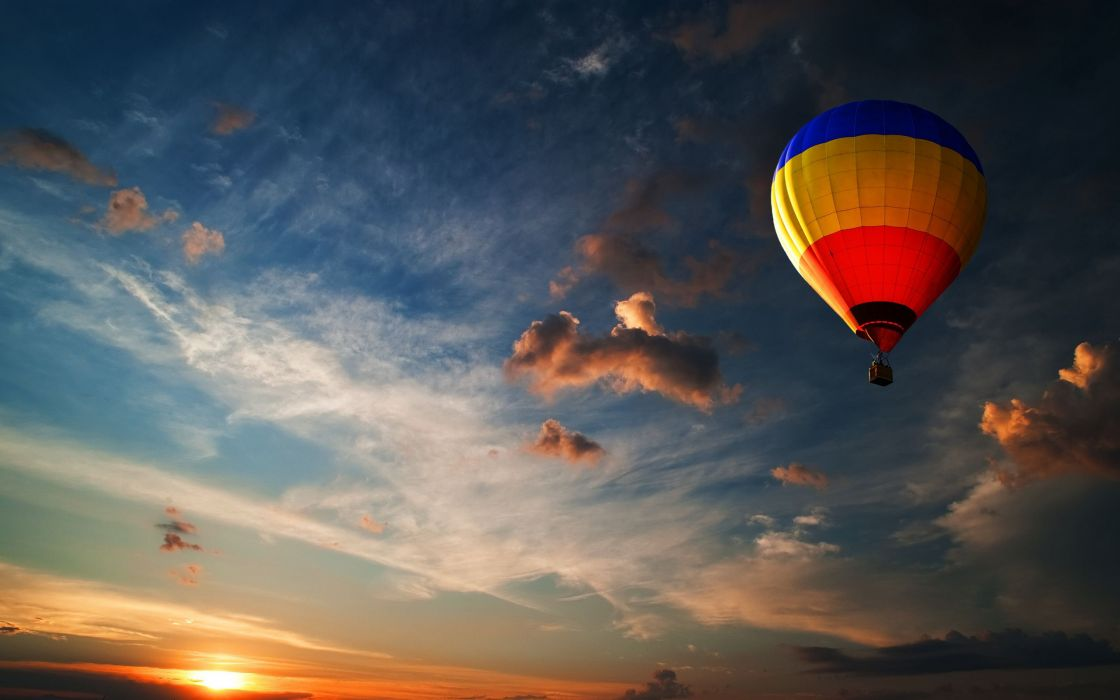 Hot Air Ballon wallpaper