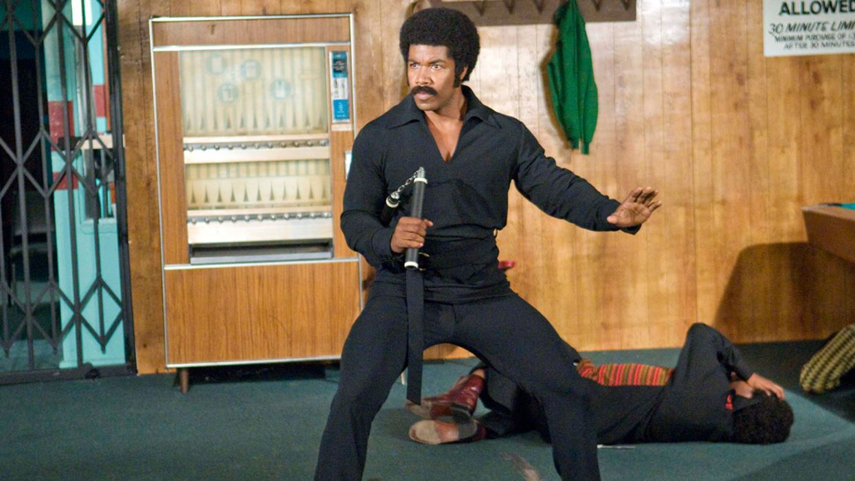 BLACK DYNAMITE 2011 martial arts wallpaper
