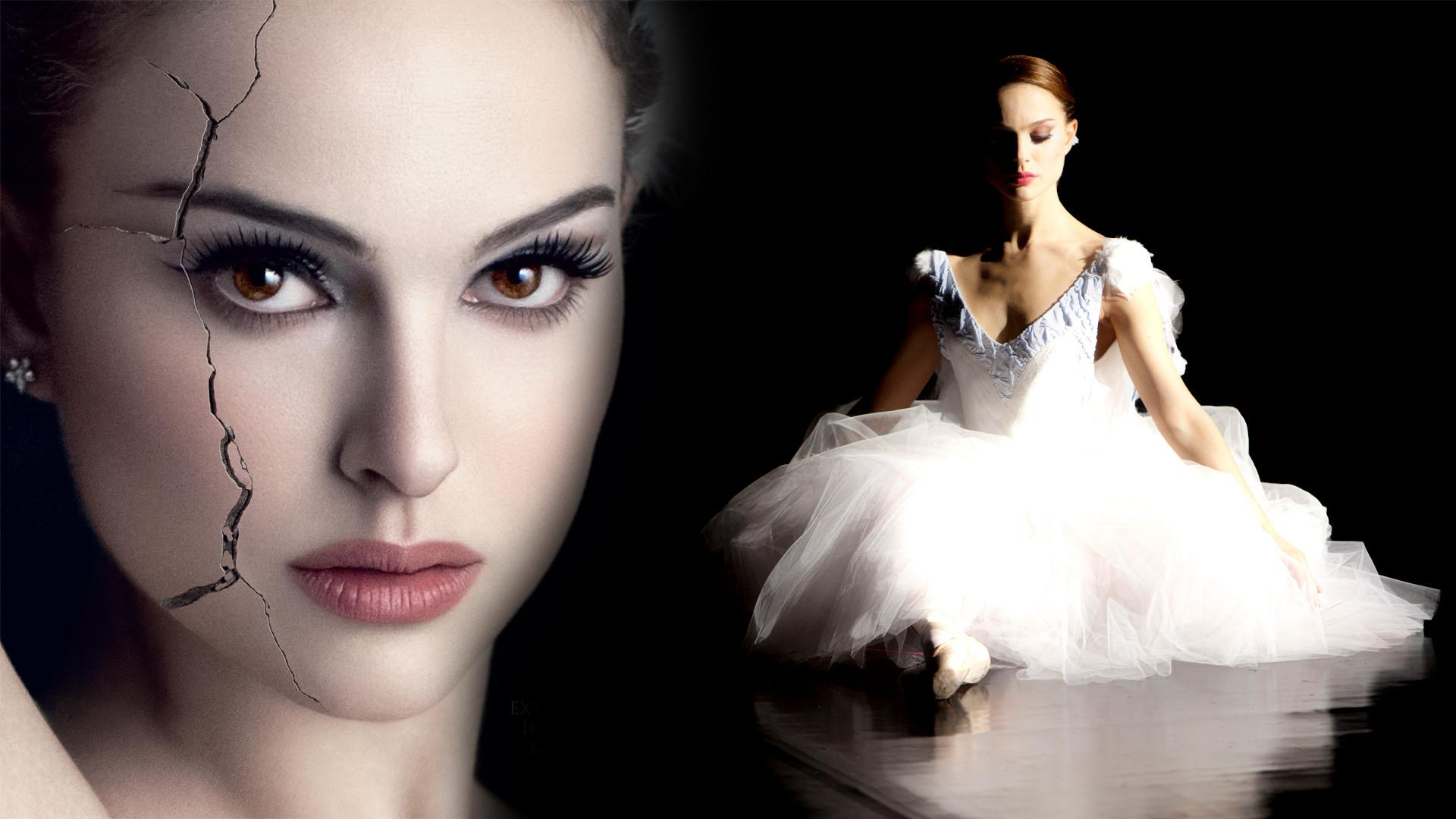 BLACK SWAN Natalie Portman Dark N Wallpaper