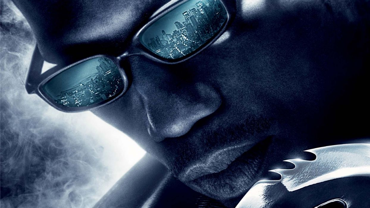 BLADE TRINITY wesley snipes     d wallpaper