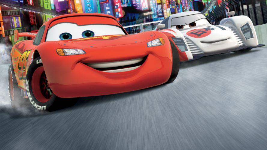 CARS 2 f wallpaper