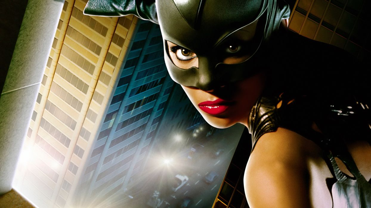 Catwoman Halle Berry Comics G Wallpaper 1920x1080 101673