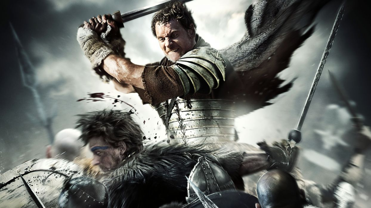 CENTURION 2010 warrior blood battle wallpaper
