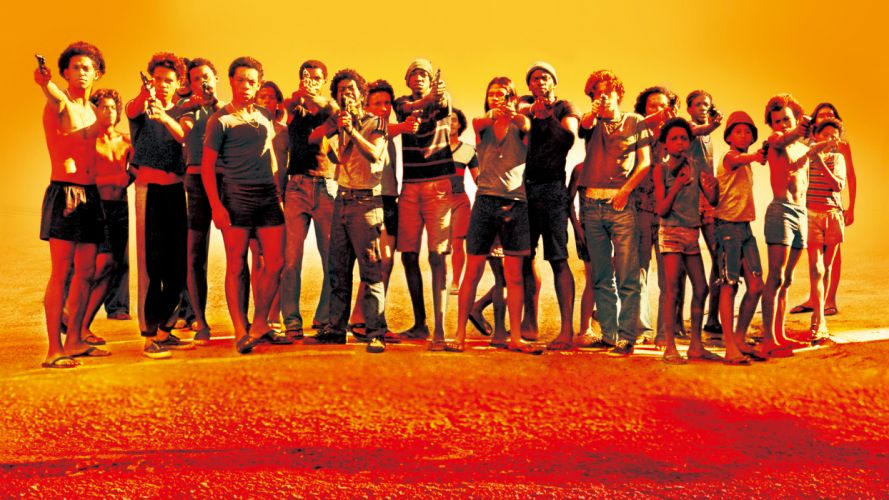 CITY OF GOD wallpaper