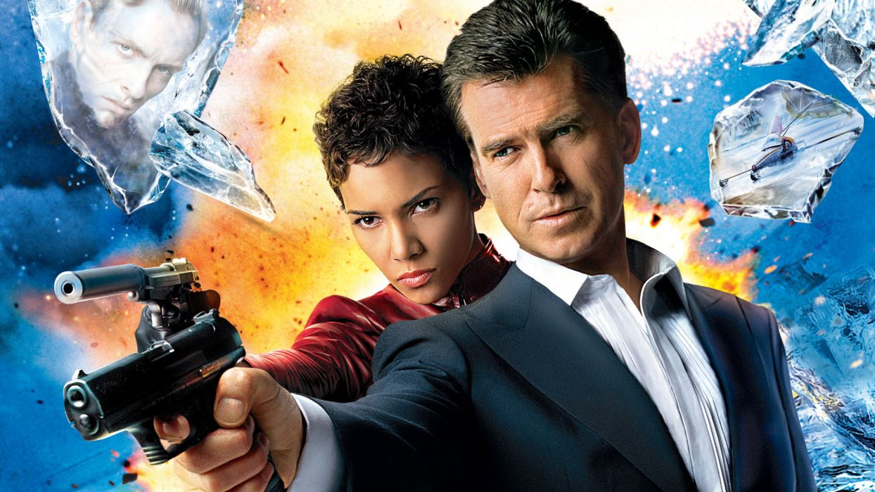 DIE ANOTHER DAY james bond 007 halle wallpaper