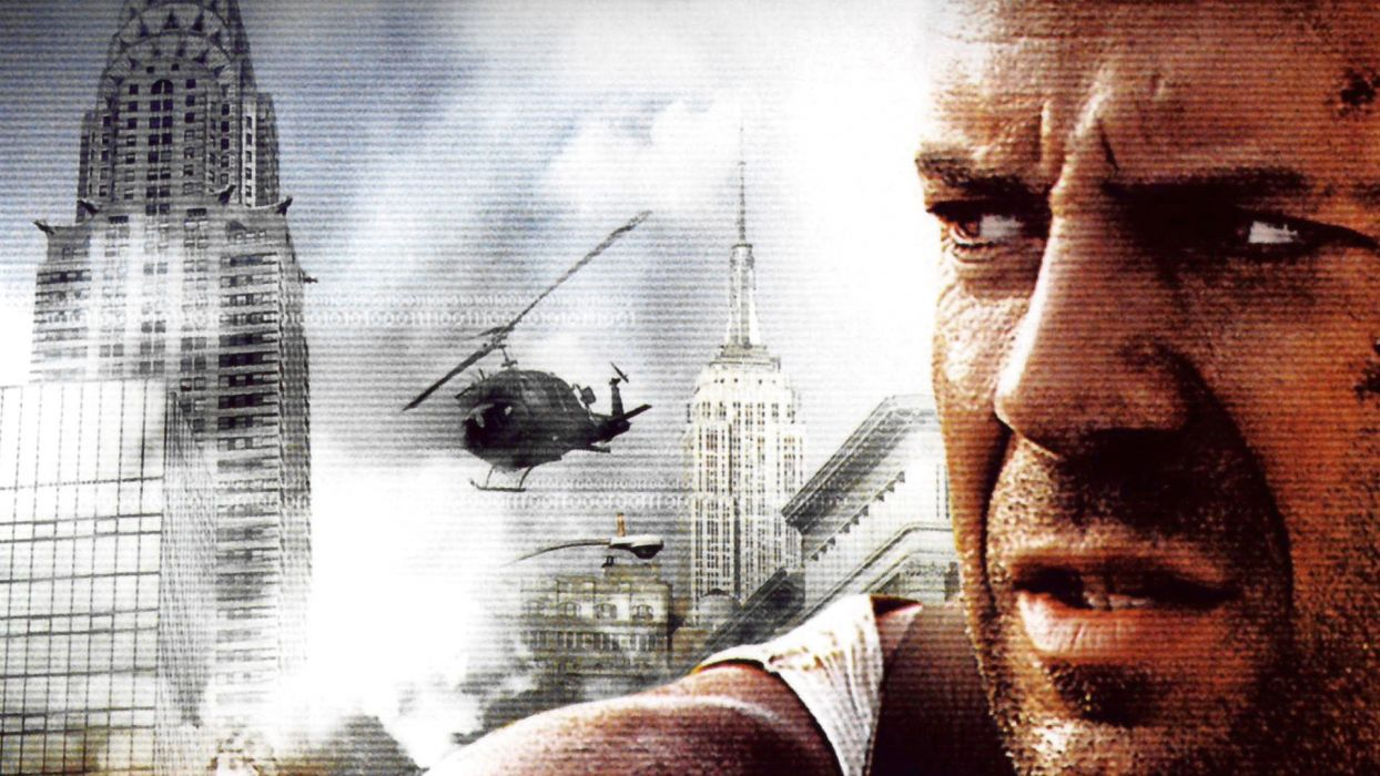 DIE HARD WITH A VENGEANCE e wallpaper