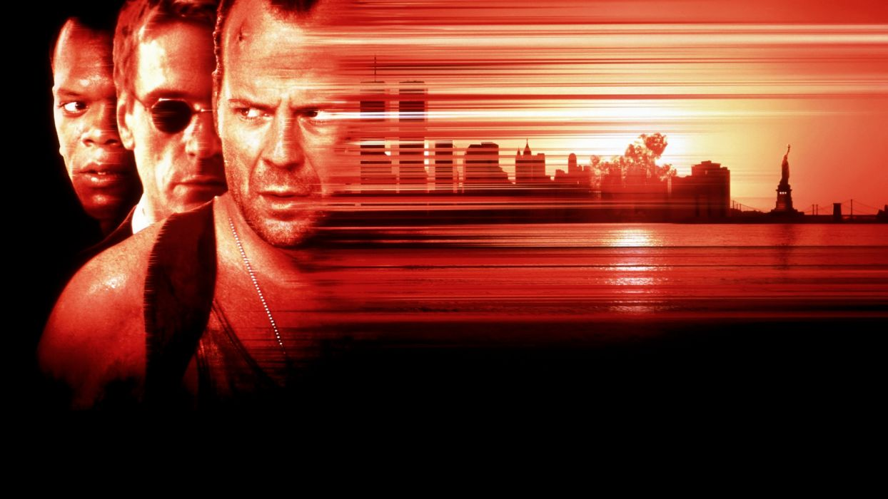DIE HARD WITH A VENGEANCE wallpaper