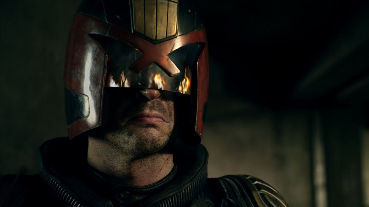 Dredd movies action superhero   f wallpaper