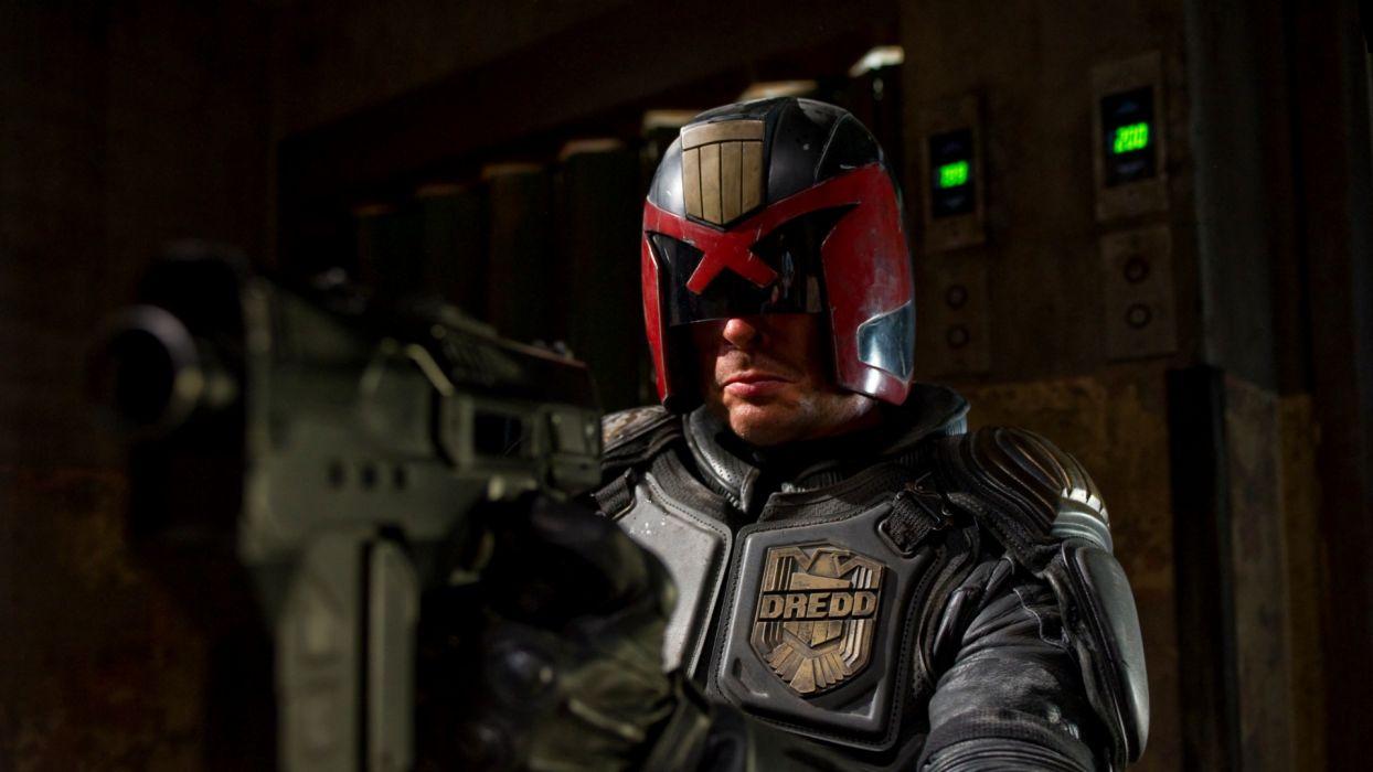 Dredd movies action superhero d wallpaper
