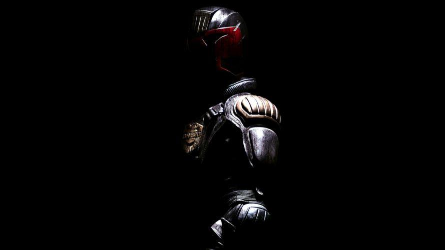 Dredd movies action superhero wallpaper