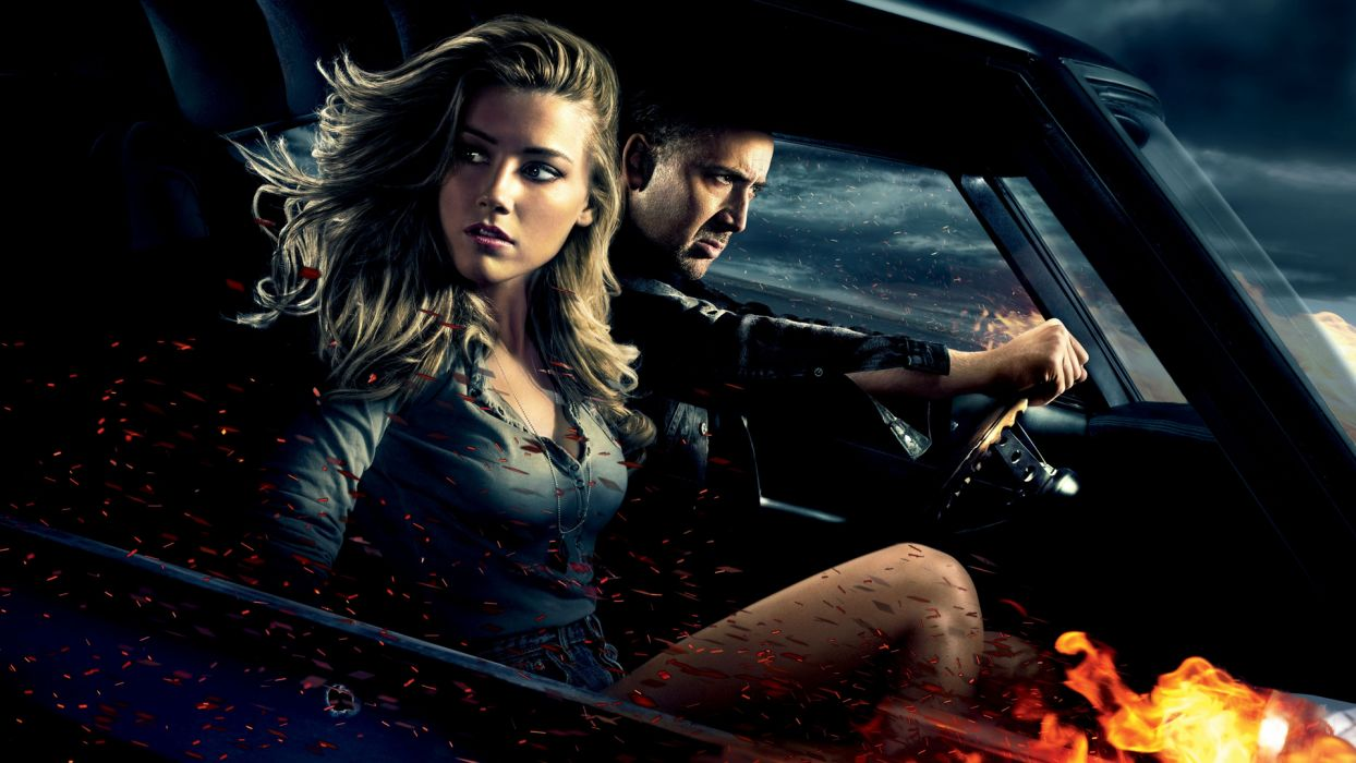 DRIVE ANGRY wallpaper