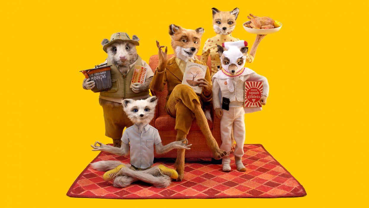 FANTASTIC MR_ FOX     g wallpaper