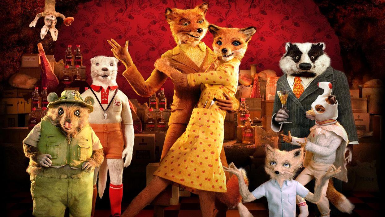 FANTASTIC MR_ FOX wallpaper