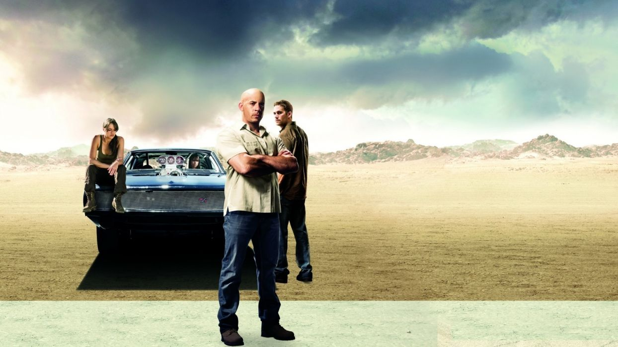FAST & FURIOUS   g wallpaper