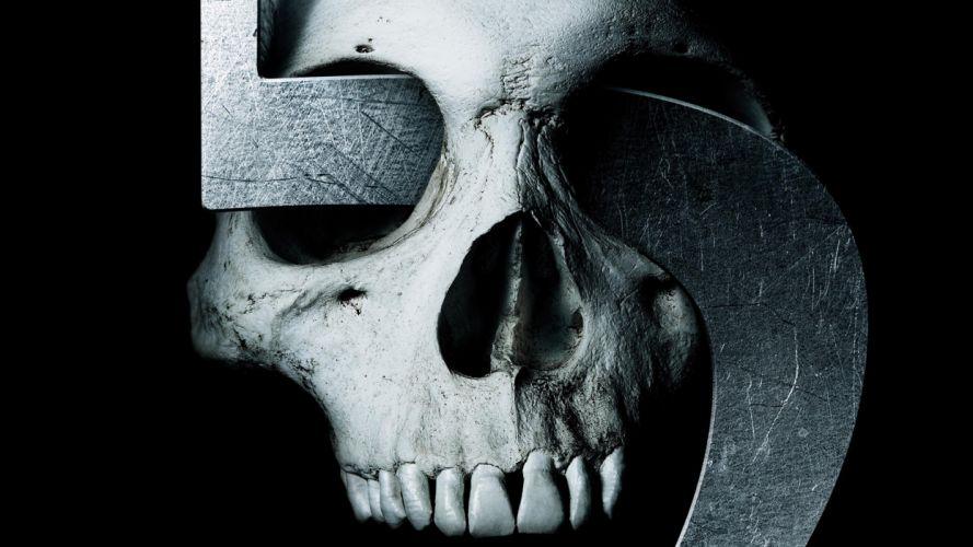 FINAL DESTINATION 5 dark skull skulls horror g wallpaper